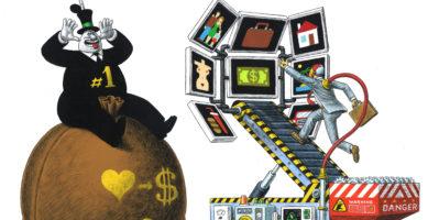 Bogate zemlje, slobodna trgovina i državni protekcionizam