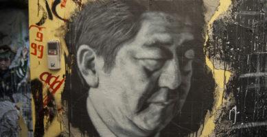 Abeov Japan je rasistički, patrijahalni san