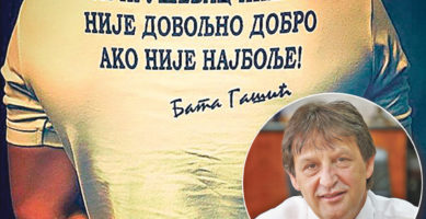 Bata Gašić – Vučićev lokalni šerif