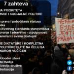 Protesti između petooktobarskog refleksa i nove politike