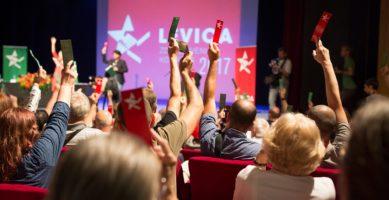 U Sloveniji osnovana Levica