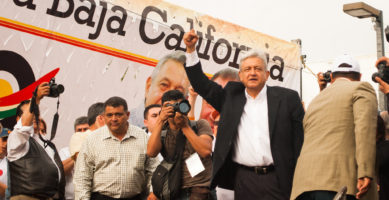 Manuel Lopez Obrador i institucionalna levica u L. Americi