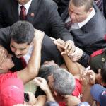 Rušenje Nicolása Madura